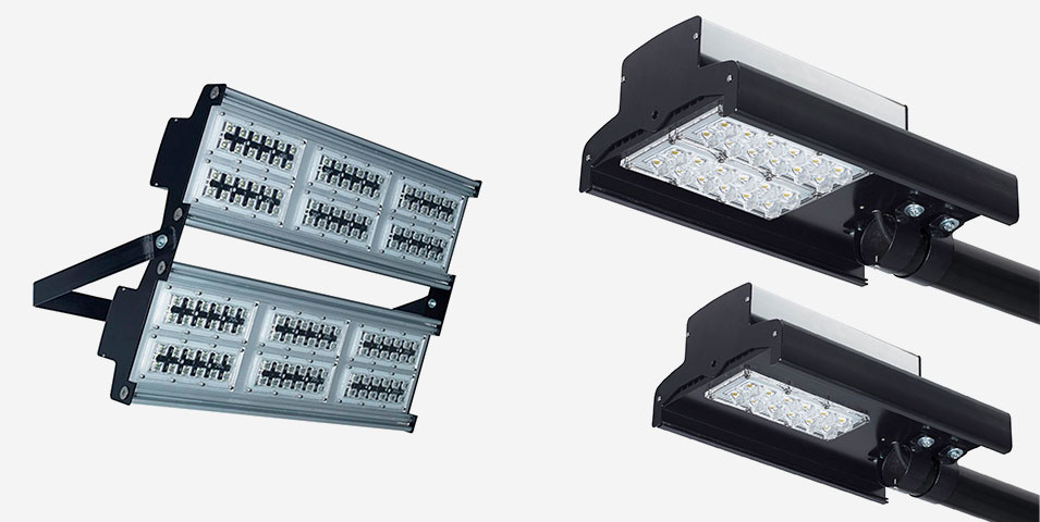 INDUSTRIAL LED EXTERIOR