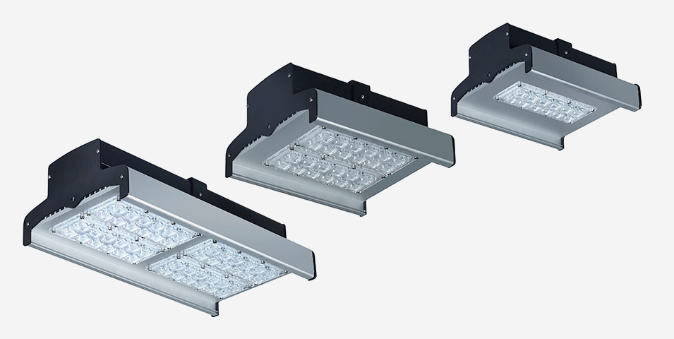 INDUSTRIAL LED INTERIOR